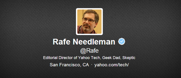 rafe needleman